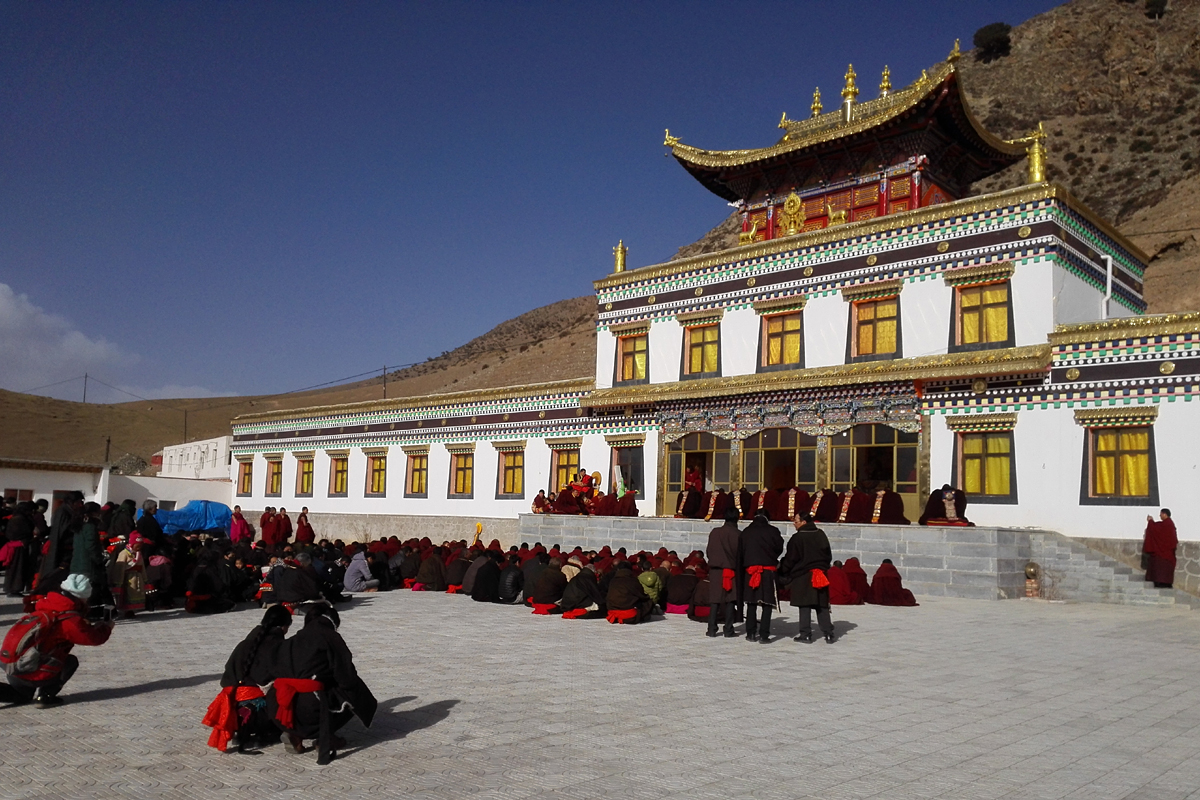 Labrang Kloster in Xiahe